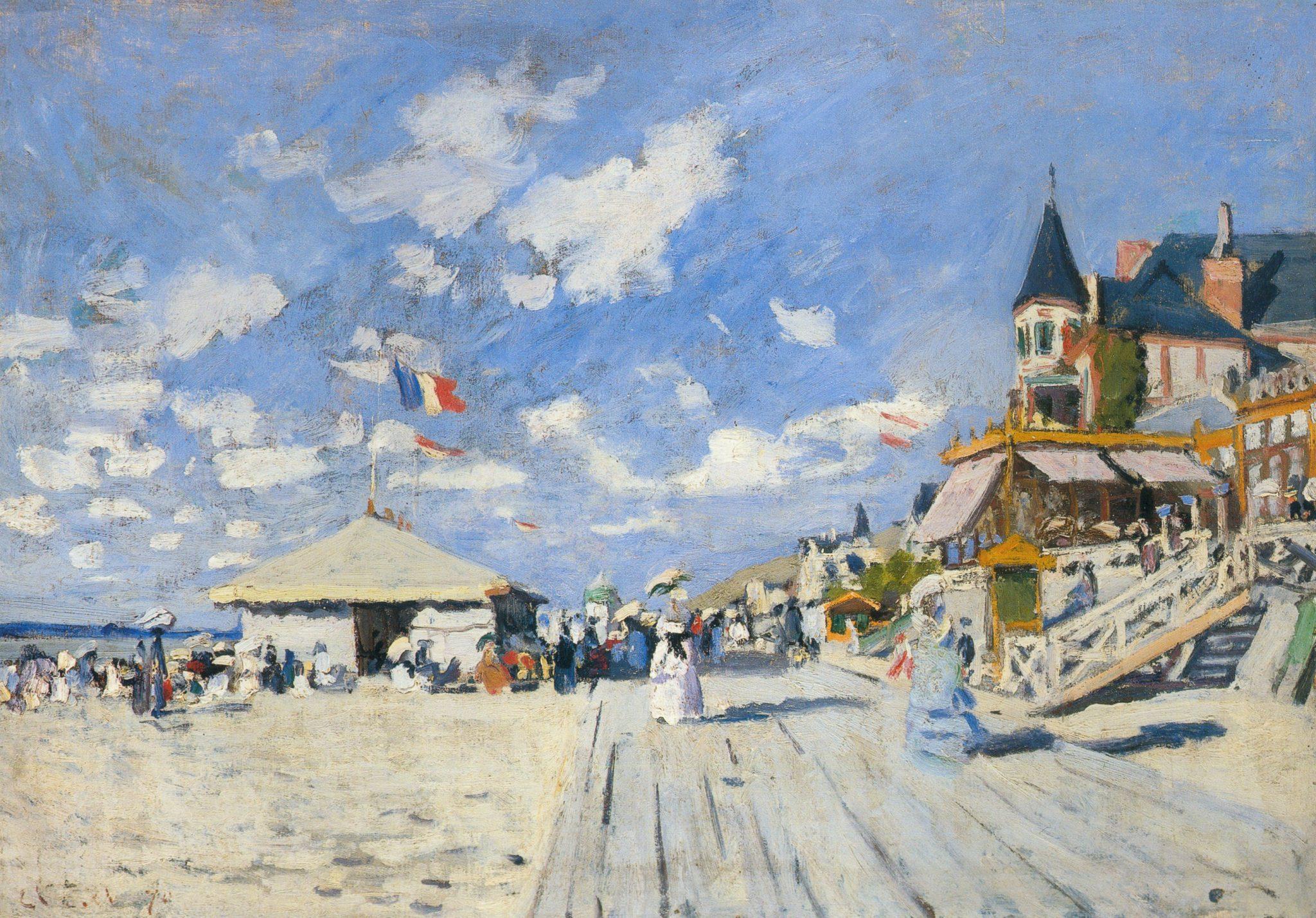 Stessa spiaggia, stesso mare. La Top 10 dei dipinti marittimi in asta. Domina Monet