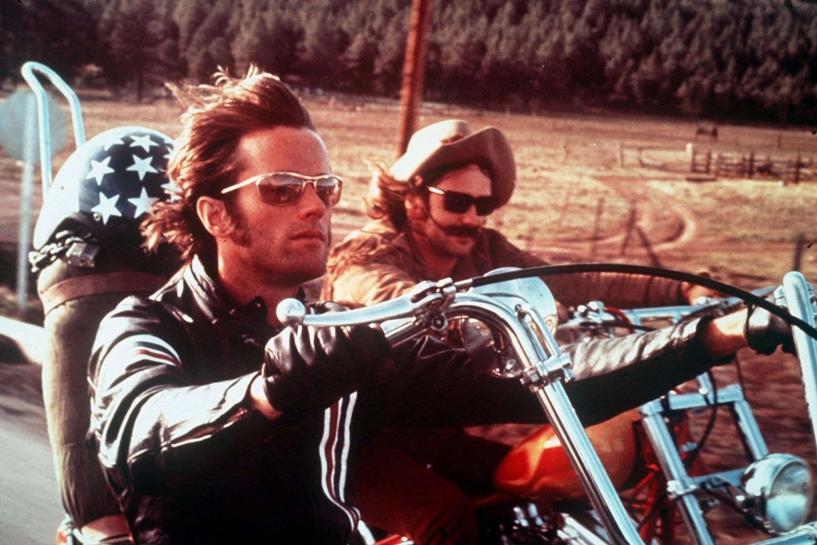 Peter Fonda in Easy Rider