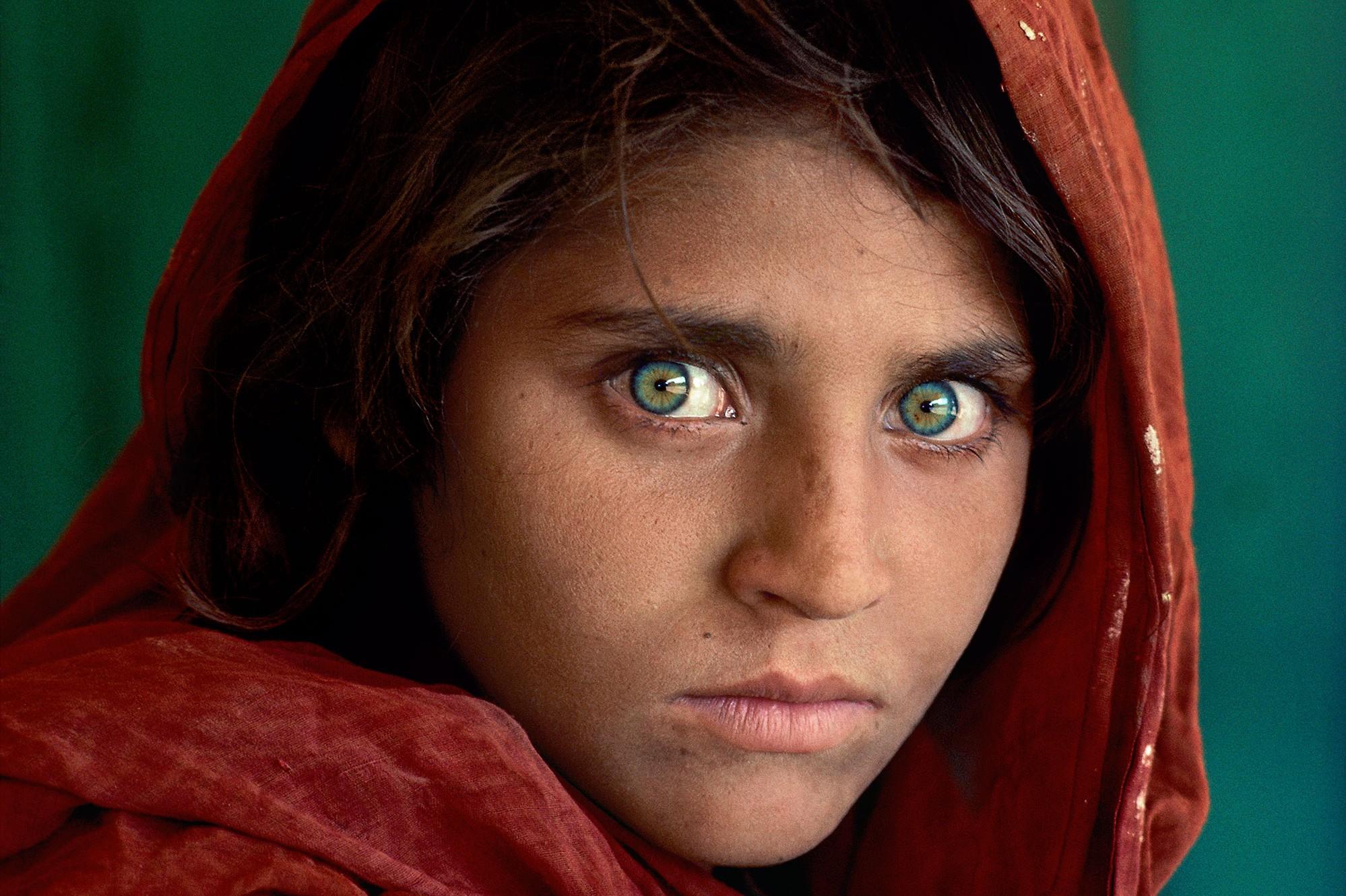 Steve McCurry, Peshawar, Pakistan, 1984 (particolare) © Steve McCurry