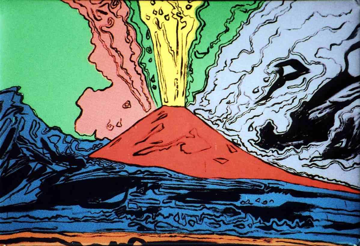 Andy Warhol, Vesusius