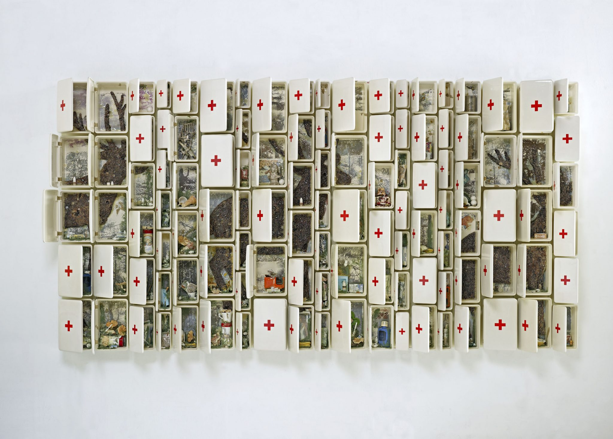 """Bertozzi & Casoni. Terra! MARCA Catanzaro 2019, """"Composizione n. 14"""", 2009"""
