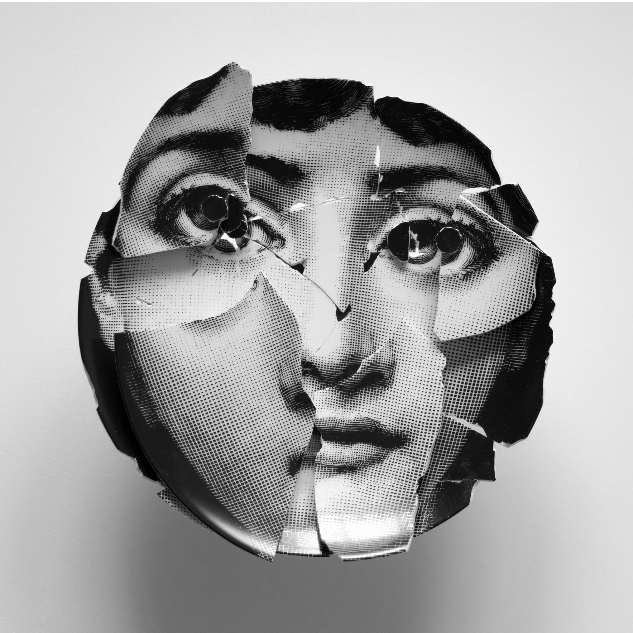 La poetica di Carlo Dell'Acqua da Fornasetti. Interventi concettuali sul viso di Lina Cavalieri, volto icona dell'atelier
