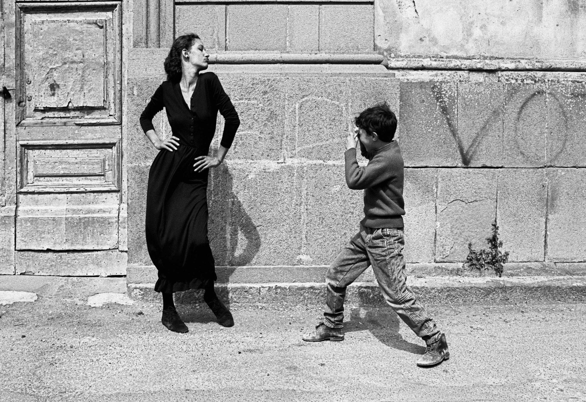 Suggestioni in bianco e nero. Ferdinando Scianna a Venezia, 50 anni di carriera del fotografo