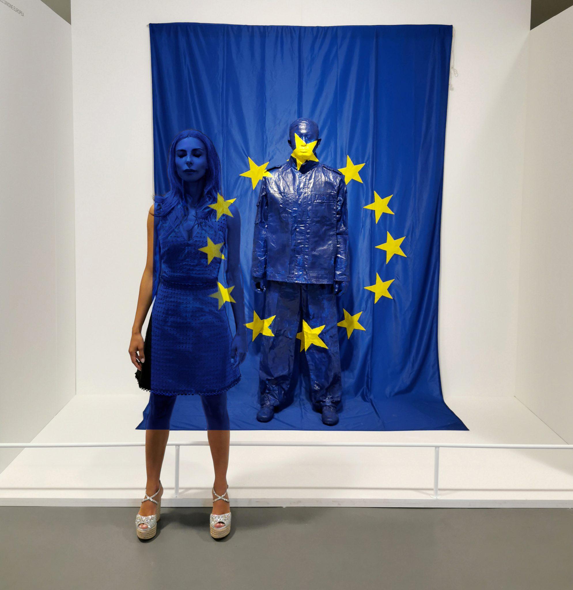Selfie ad Arte. Liu Bolin @ MUDEC Milano