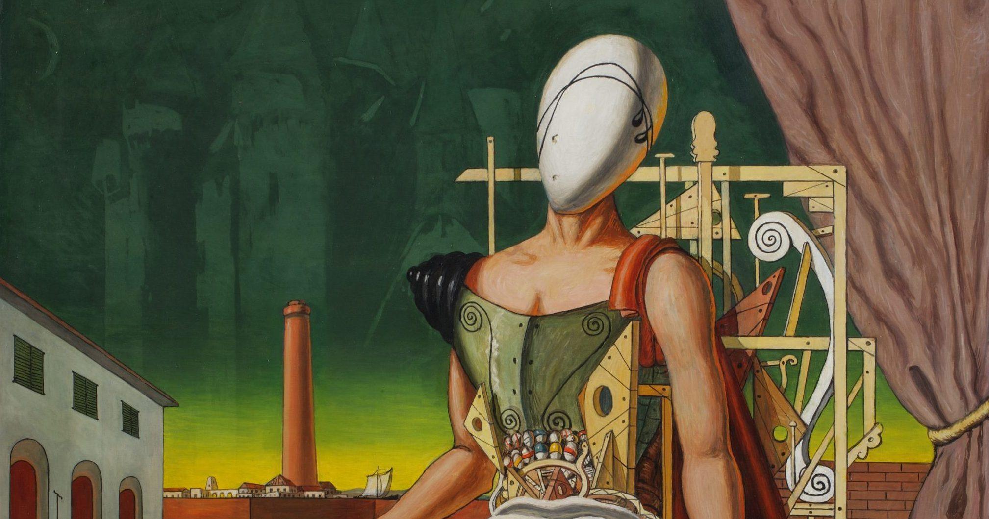 Giorgio de Chirico, Orfeo trovatore stanco