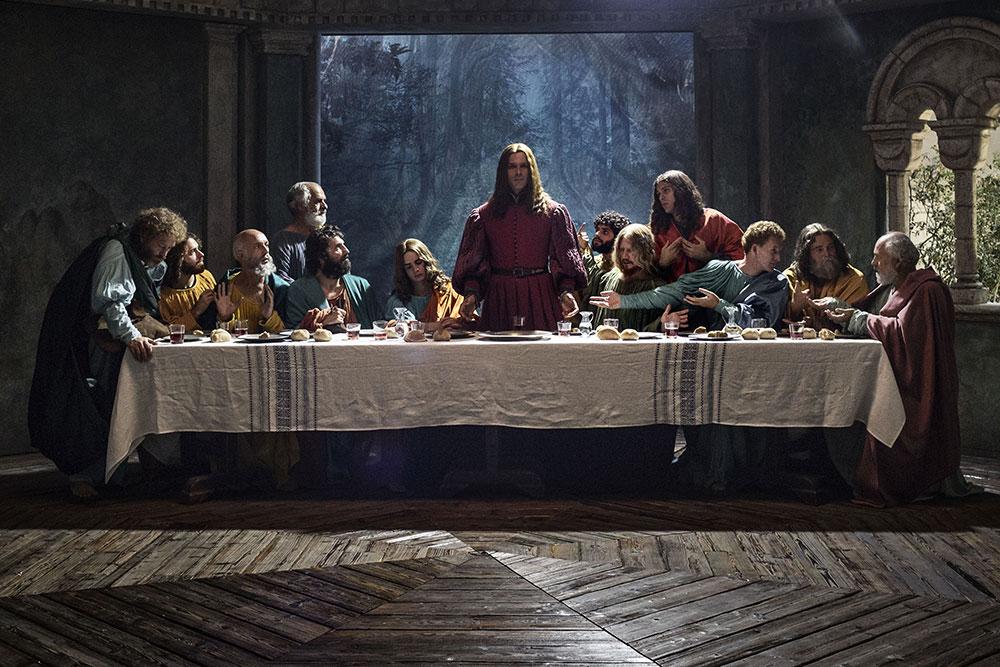 Io, Leonardo: Luca Argentero diventa Leonardo da Vinci al cinema