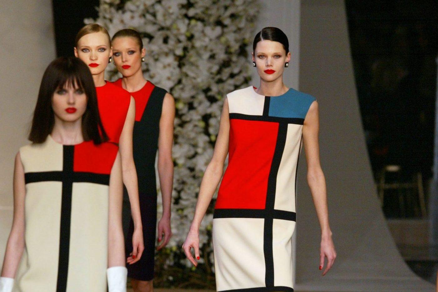 Yves Saint Laurent - tutte le collezioni d'alta moda, 1962 - 2002