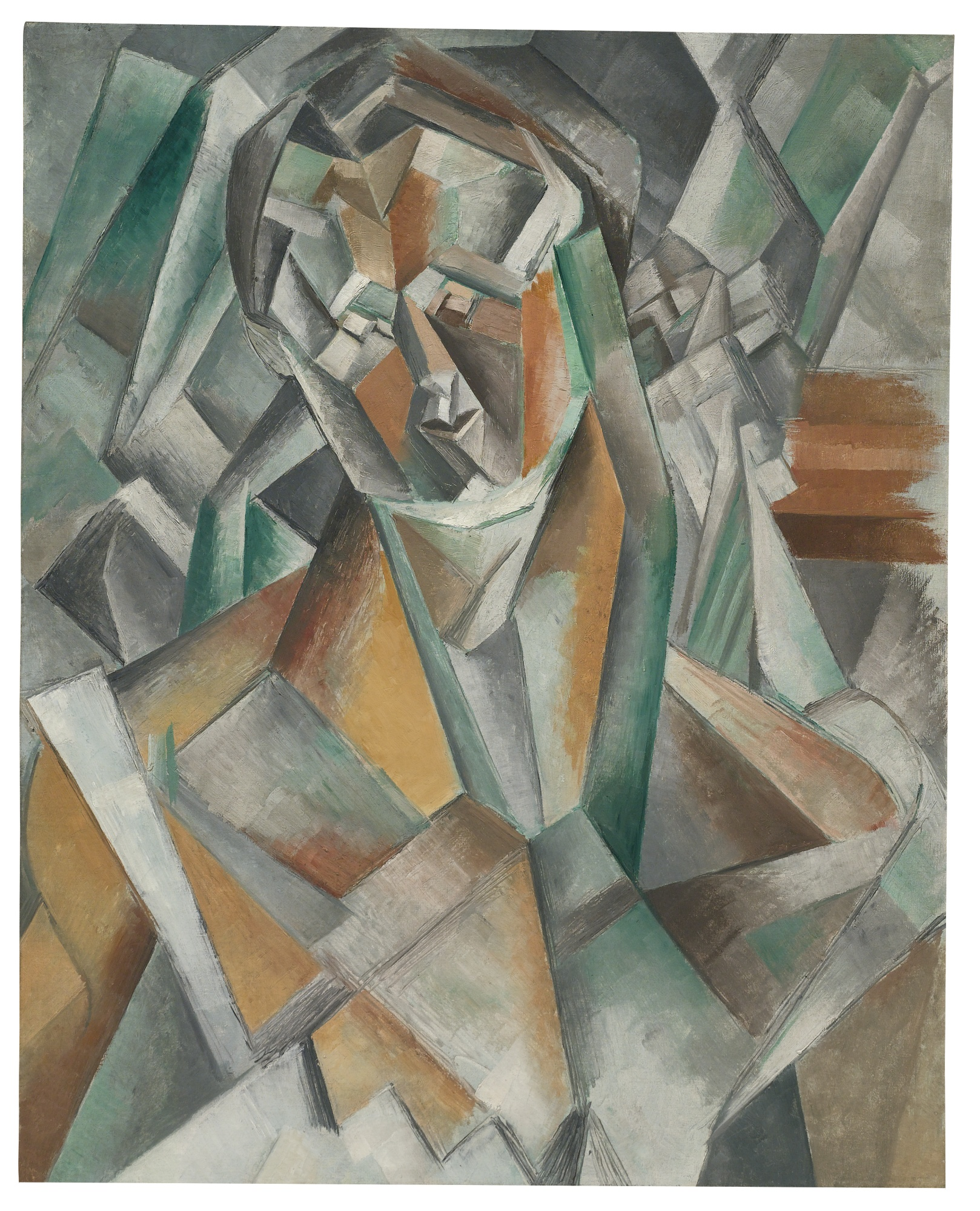 Pablo Picasso, Femme assise