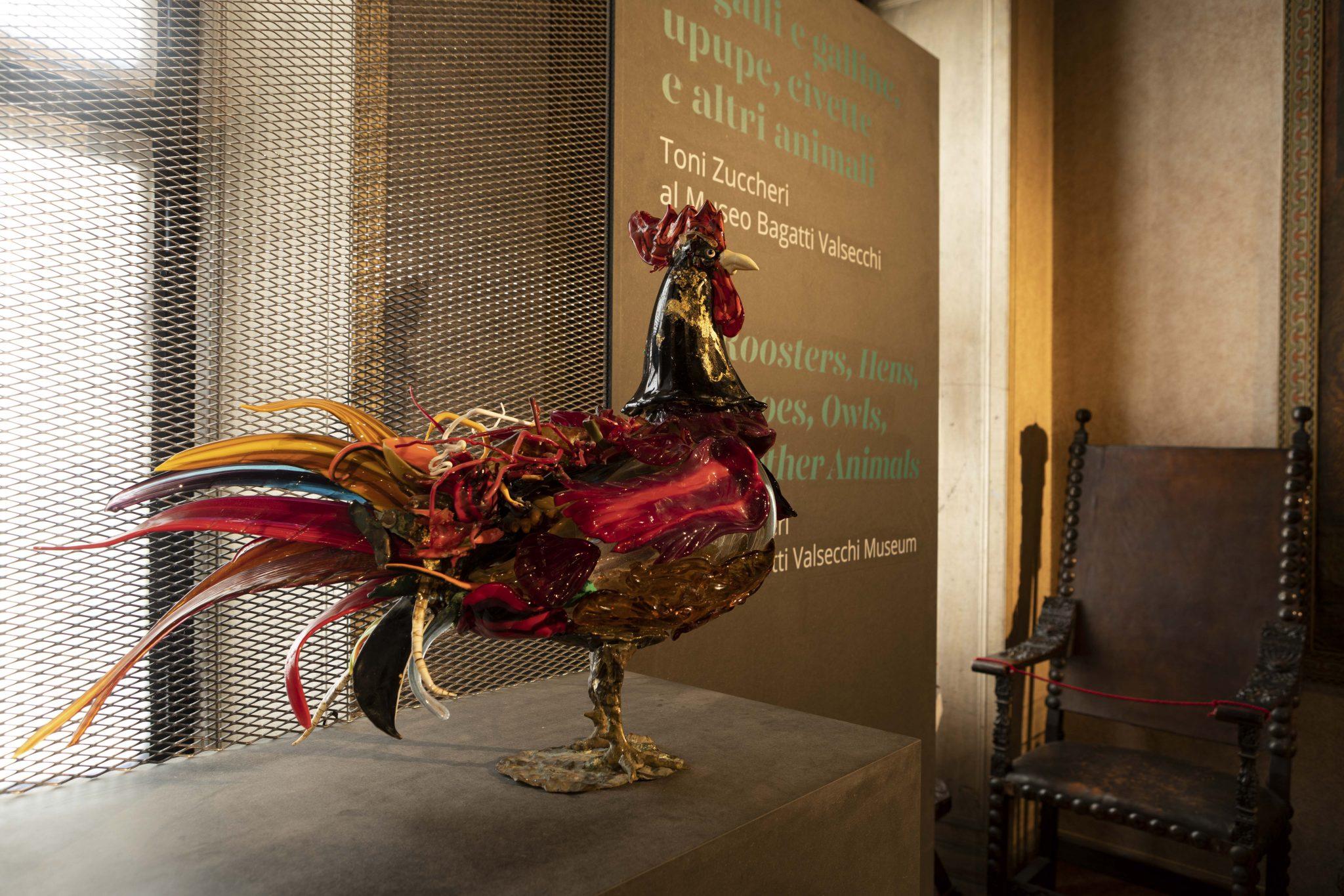 Di galli e galline_Museo Bagatti Valsecchi_Credits Paola Meloni 02