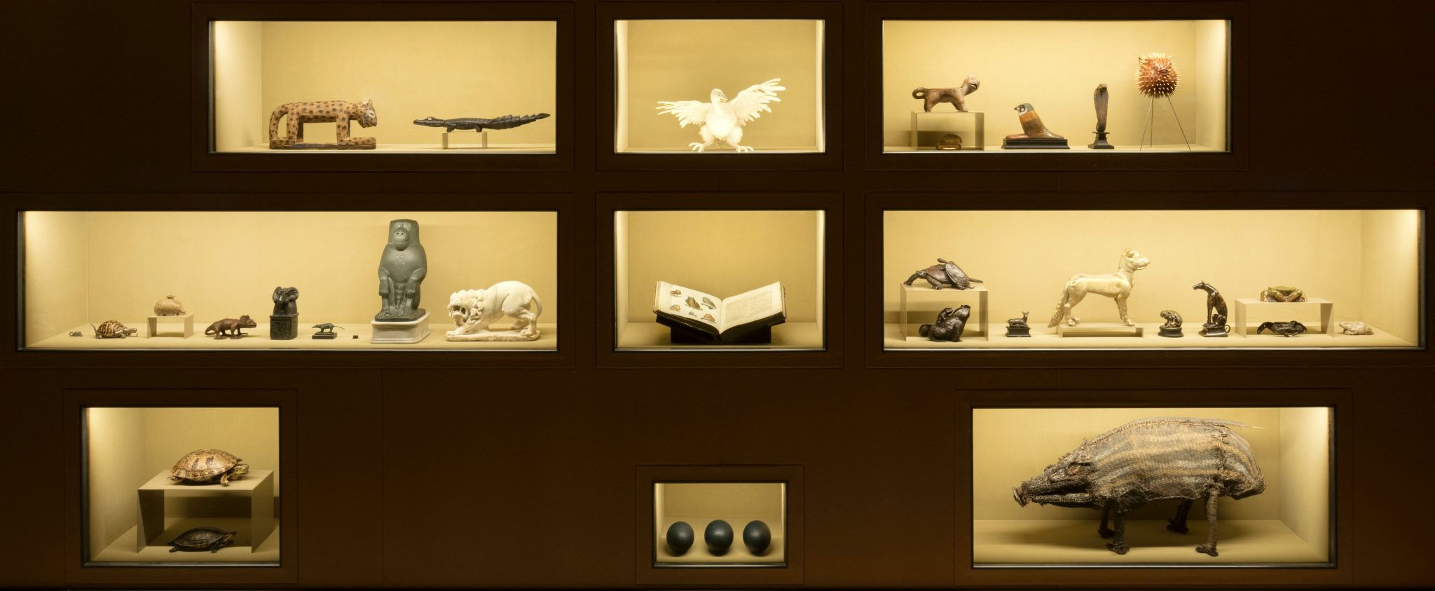 Fondazione Prada, Il sarcofago di Spitzmaus