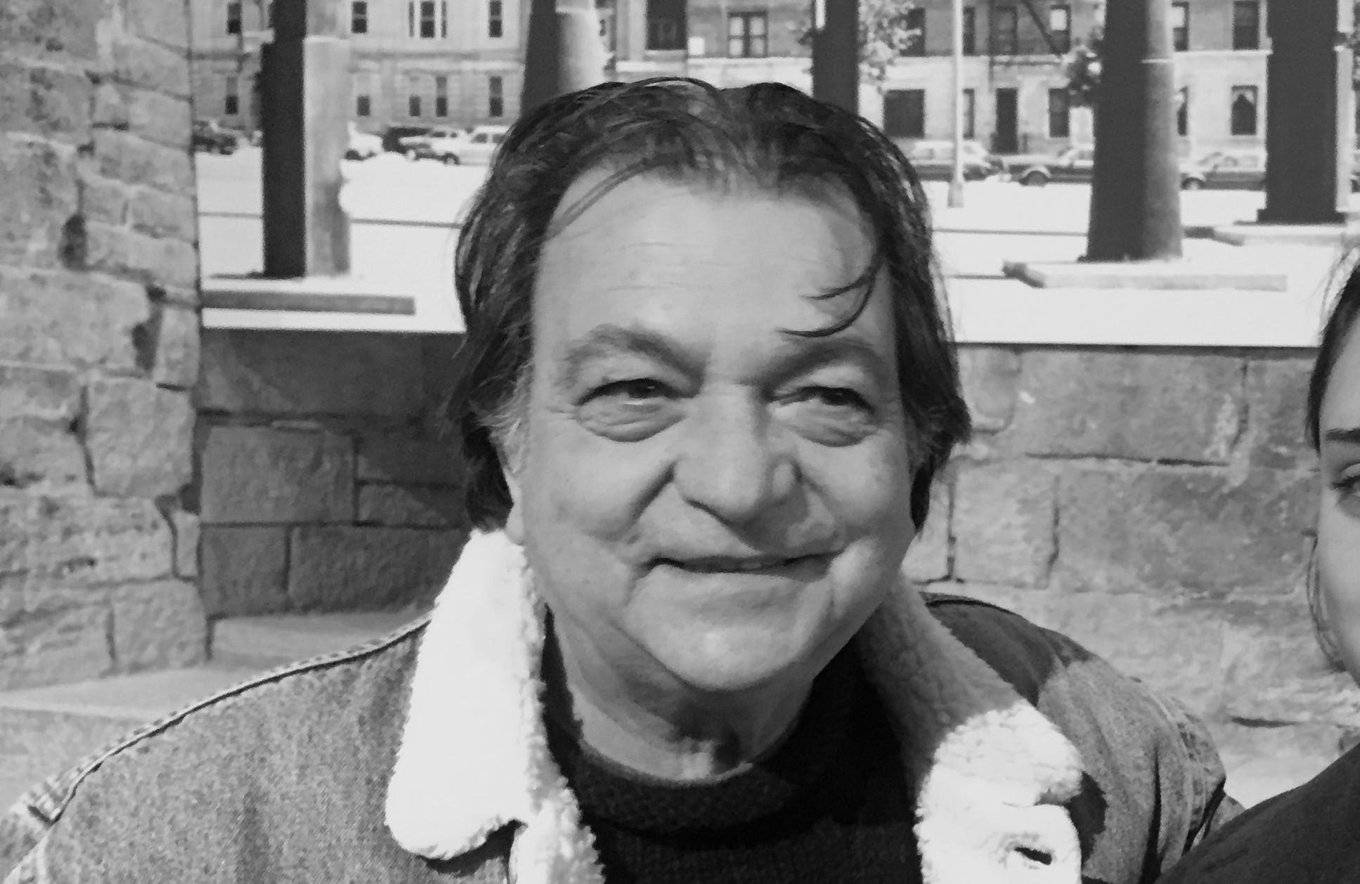 Gianfranco Gorgoni ritratto a Todi nei mesi scorsi