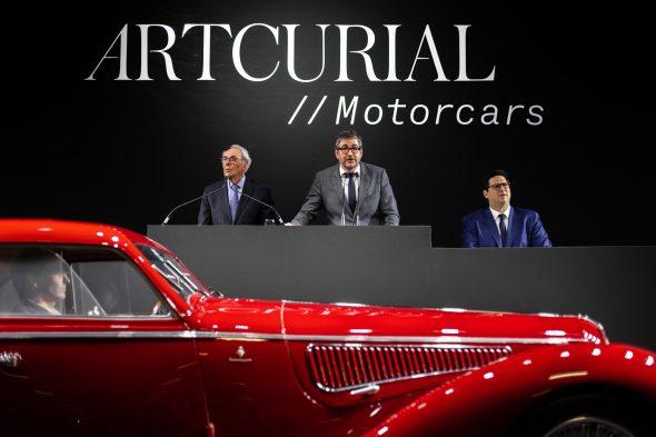 Rétromobile by Artcurial Motorcars © Kevin Van Campenhout4510
