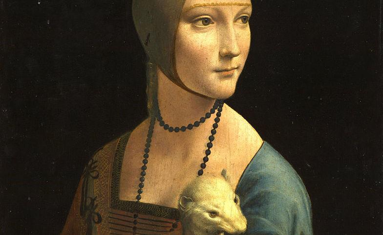 Anatomia di un'opera d'arte. Dama con l'ermellino, uno dei dipinti simbolo di Leonardo