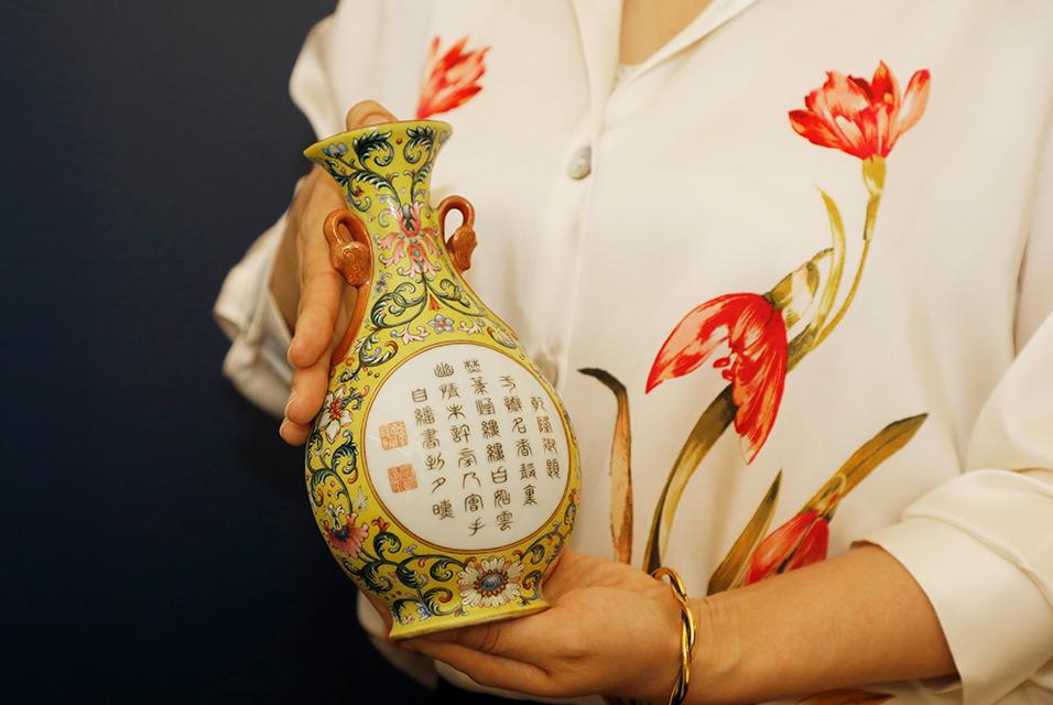 Vaso cinese comprato per un 1£ potrebbe valere fino a 80 mila