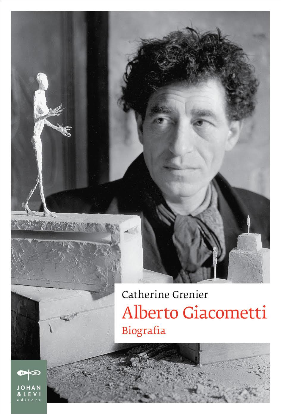 Unaconversazione intorno alla biografia diAlberto Giacometti, a Milano