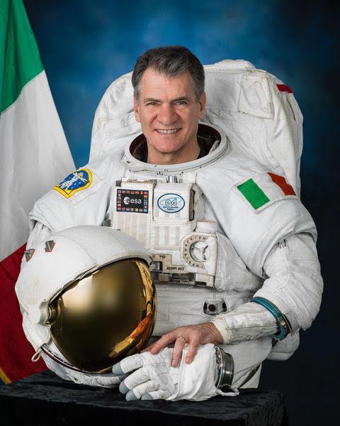 Due chiacchiere sulla Luna con Paolo Nespoli alla Reggia di Monza