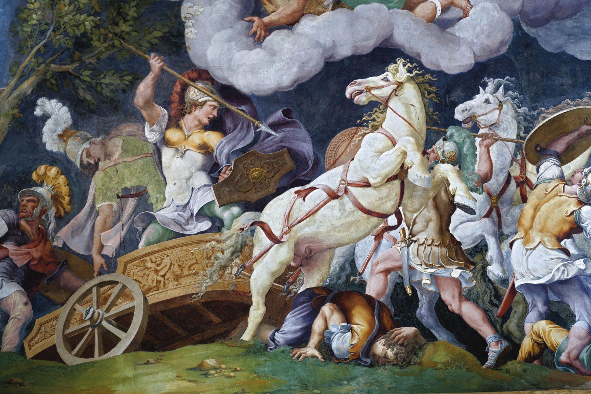 Totale e stravagante: Giulio Romano ridonda nella sua Mantova