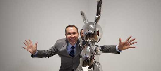 1,89 miliardi $ per 12 mesi di arte contemporanea. Risultato raddoppiato in 10 anni
