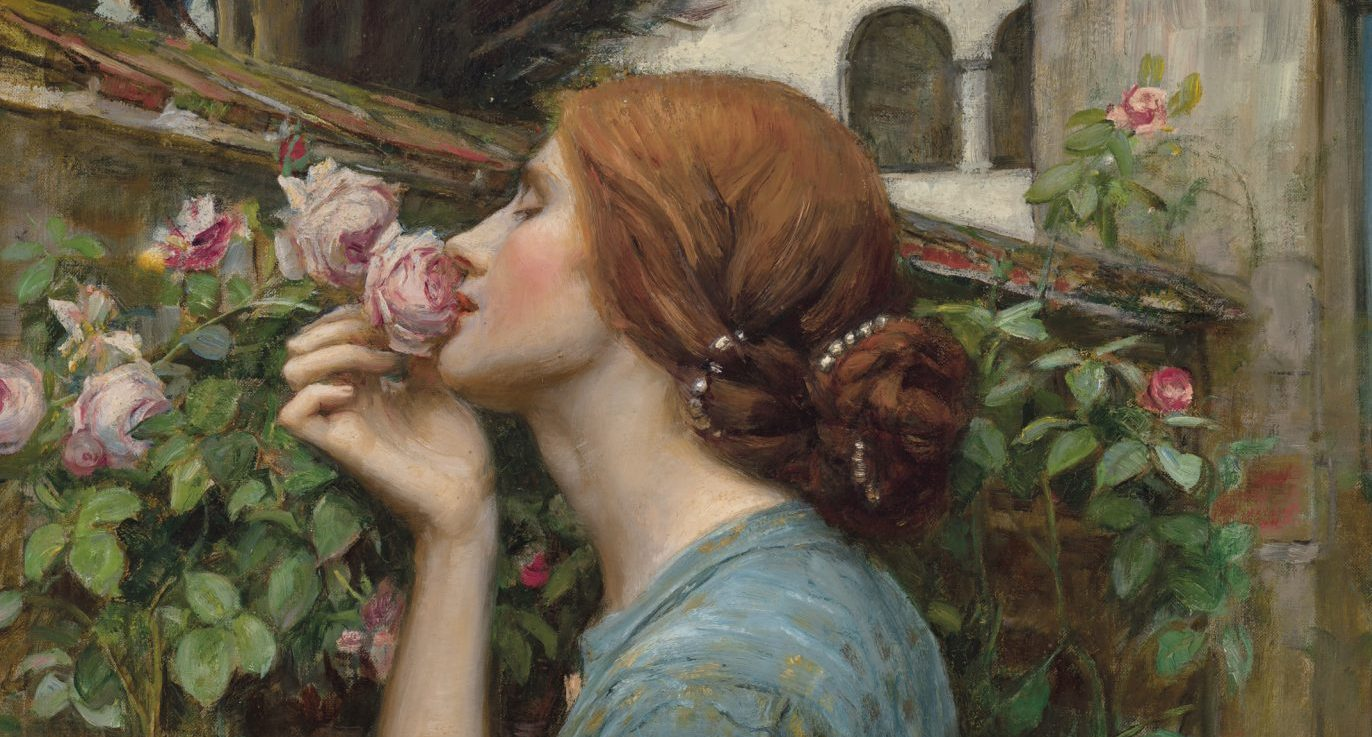 Christie's Classical Week New York 2019 John William Waterhouse, The Soul of the Rose, 1908, stimato 3-5 milioni di dollari
