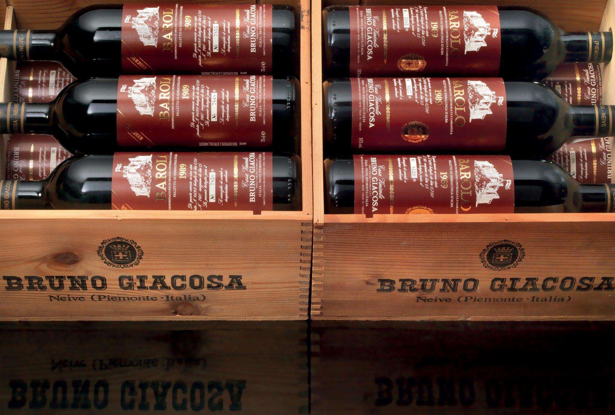 """Il vino è poesia imbottigliata. Oltre 1 milione di euro da Pandolfini per l'asta di """"Vini"""""""