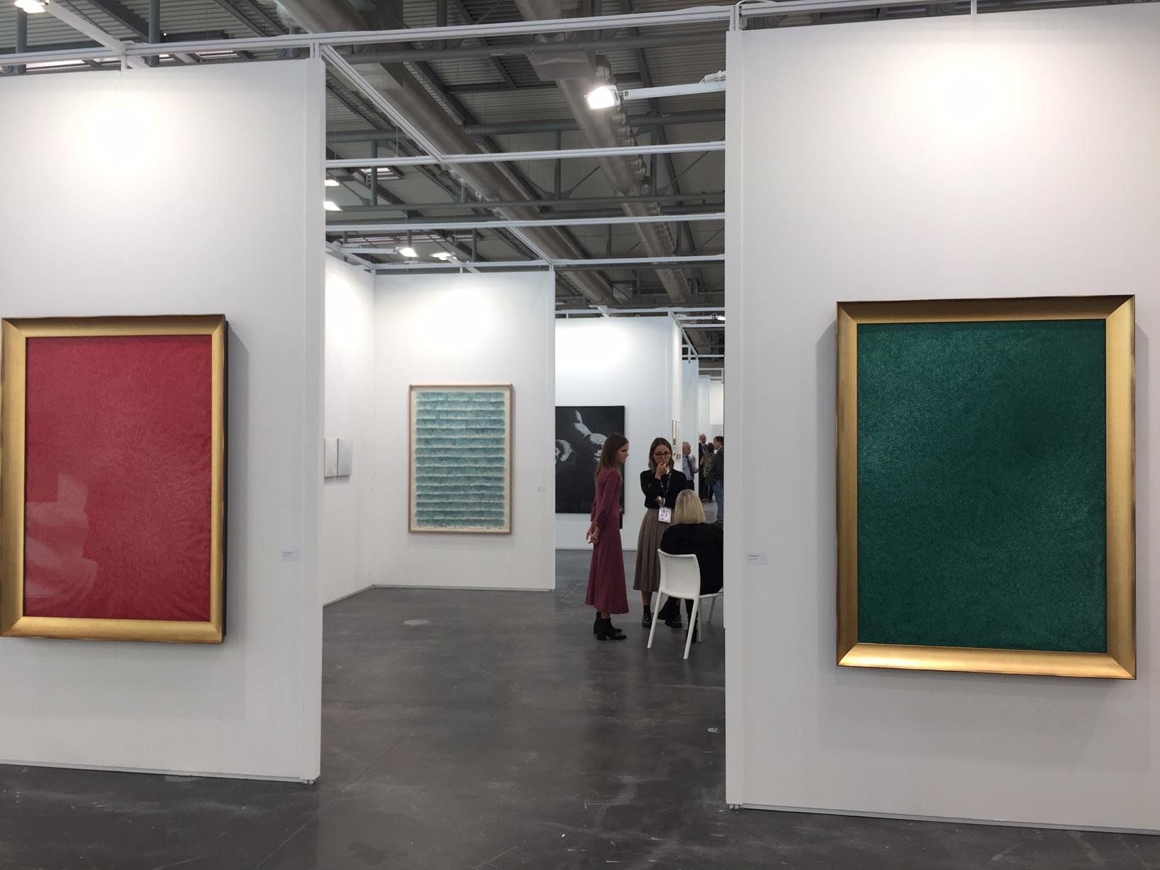 ArtVerona 2019, Serena Fineschi da Marignana Arte