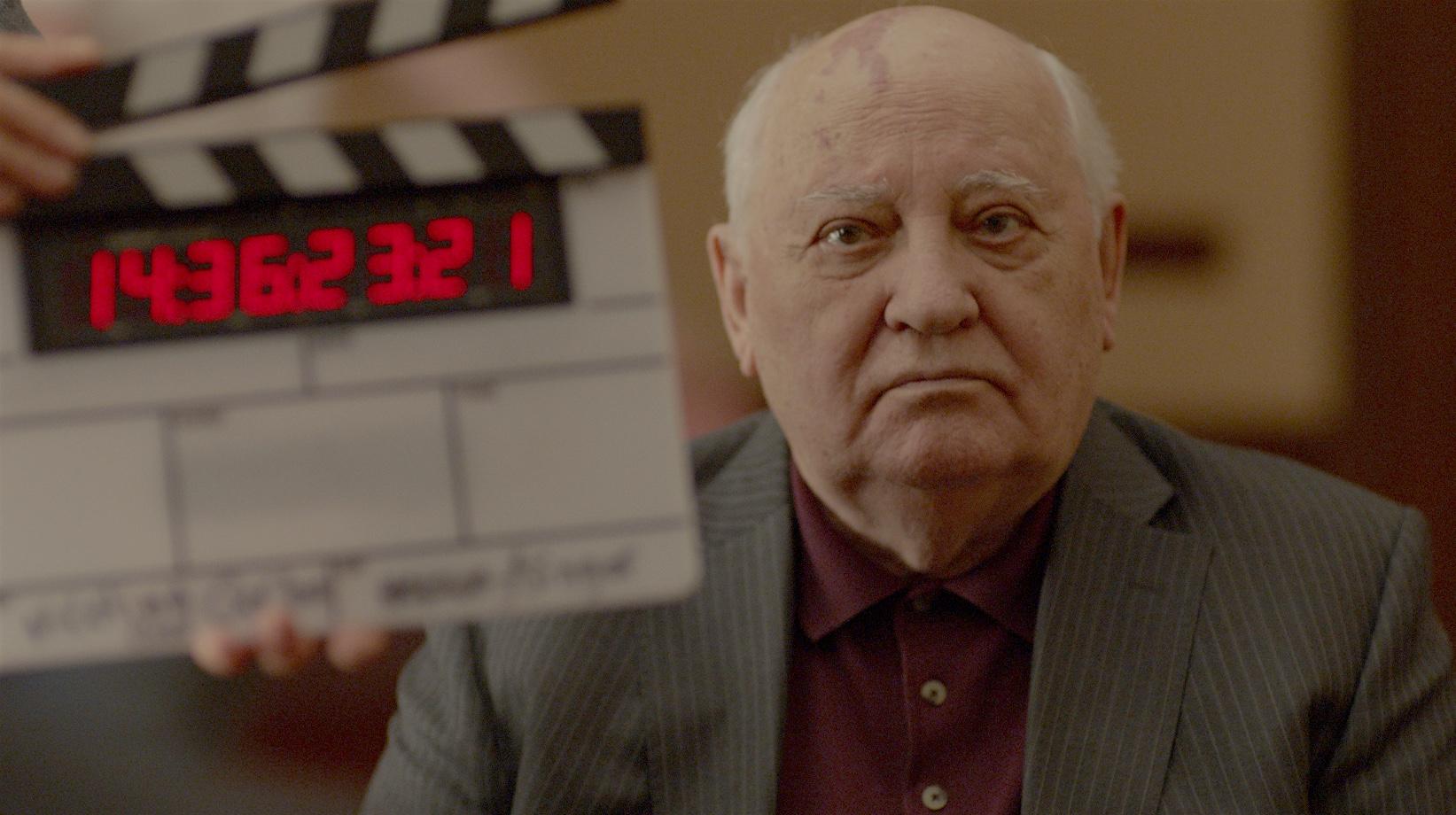 Gorbaciov_HERZOG INCONTRA GORBACIOV