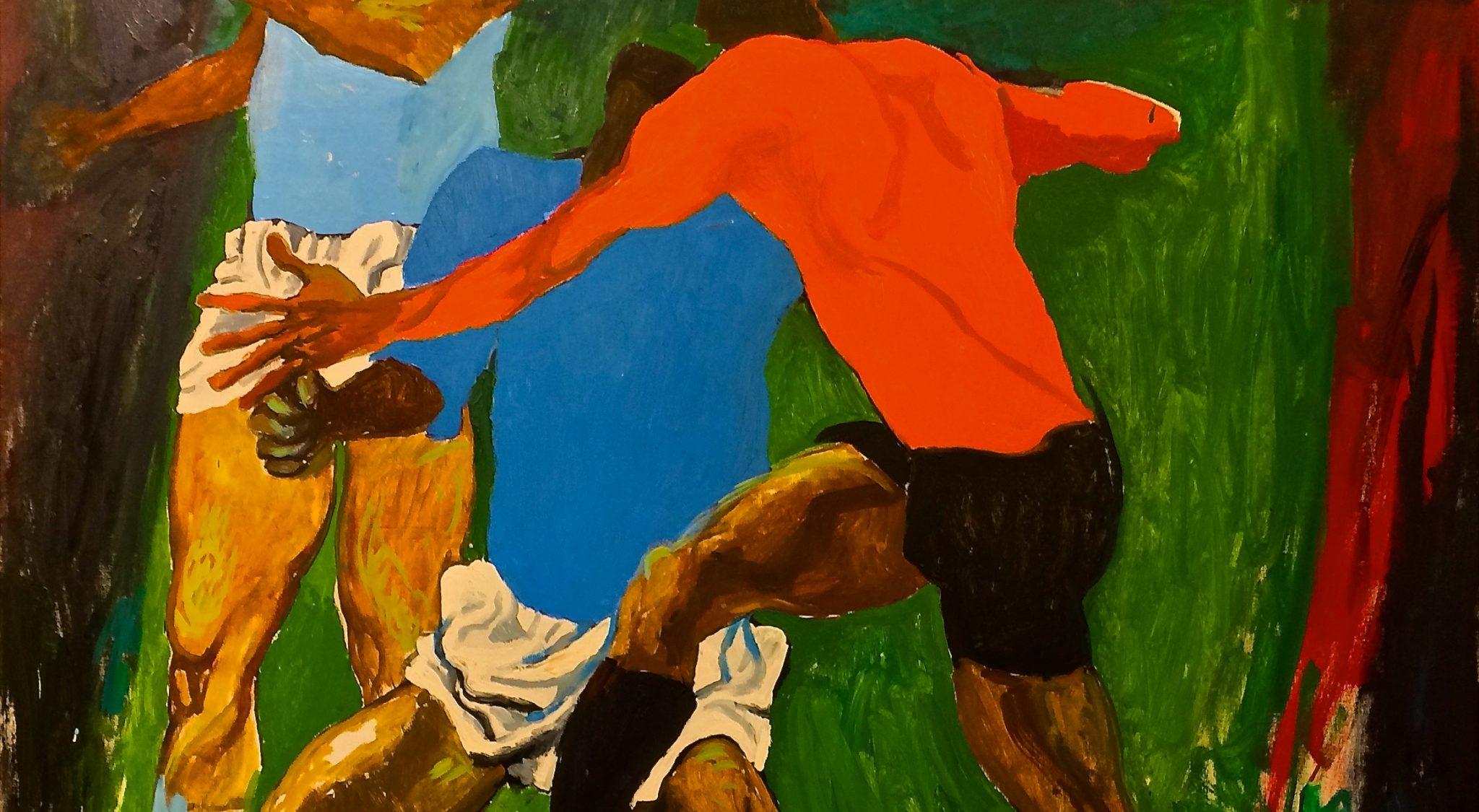 Guttuso allo Stadio Olimpico. Quattro dipinti del grande artista in mostra in occasione di Lazio – Atalanta