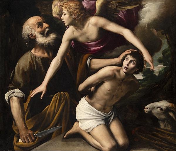 """106 mila euro per il """"Sacrificio di Isacco"""" di Giuseppe Vermiglio da Il Ponte"""