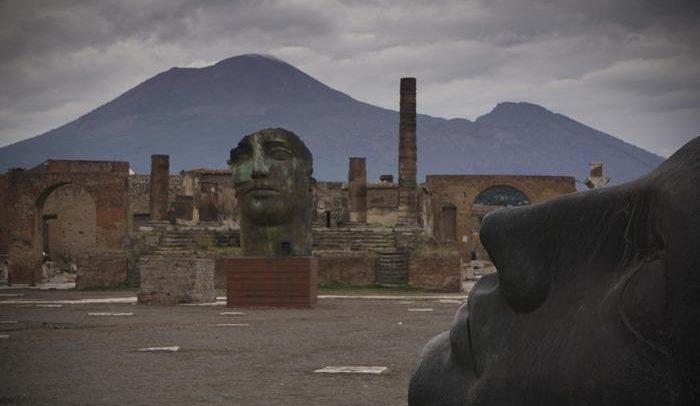 Vulcanica sorte: Pompei e Santorini dialogano alle Scuderie del Quirinale, Roma
