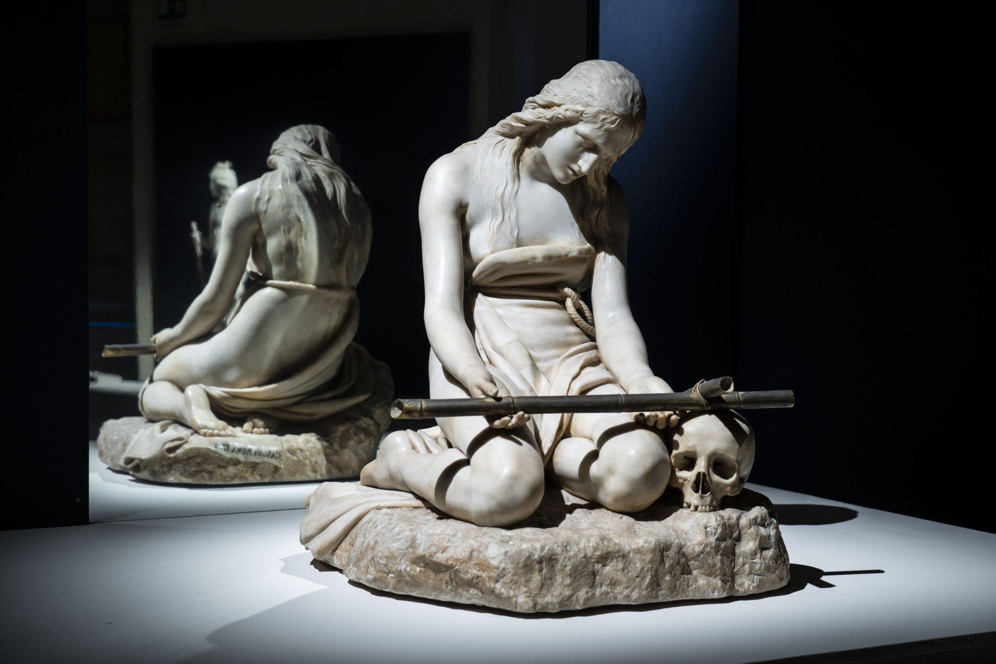 L'ossessione della bellezza: la grande mostra di Antonio Canova a Roma