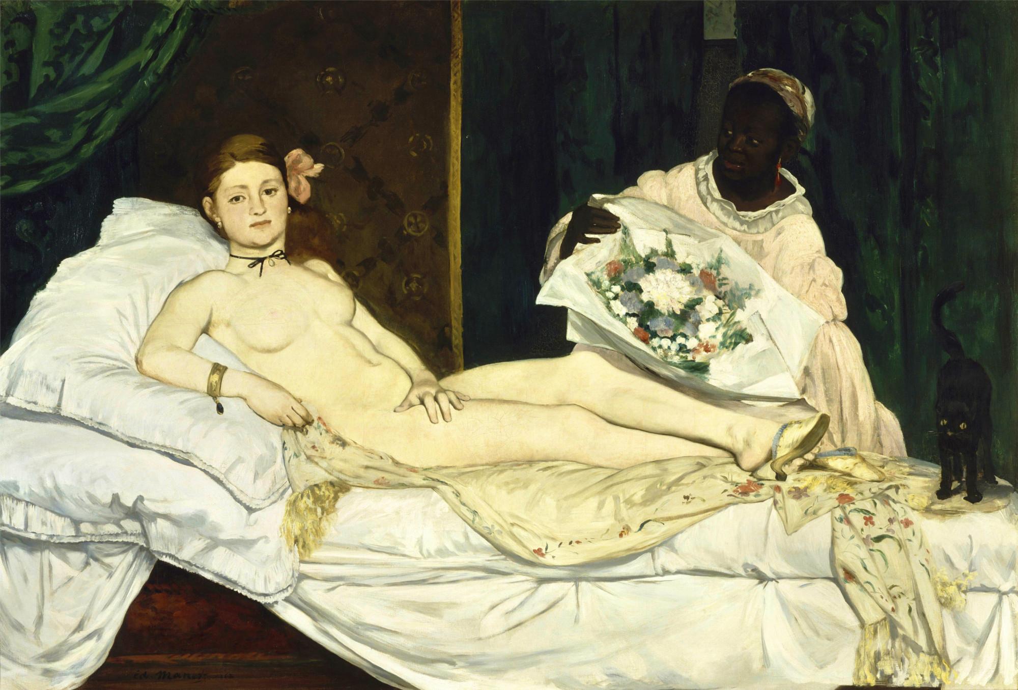 Olympia. Come l'opera di Manet ha sovvertito le regole dell'arte