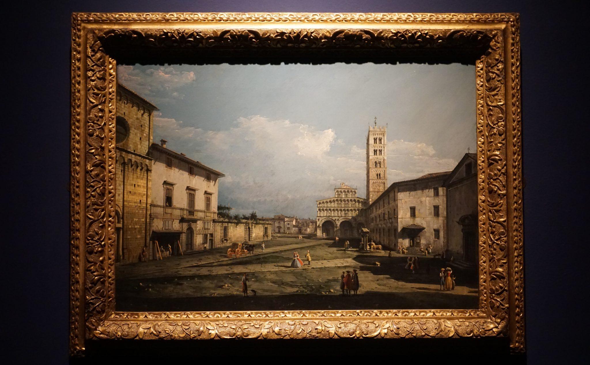 Lucca attraverso gli occhi di Bernardo Bellotto. Il vedutismo toscano alla Fondazione Ragghianti