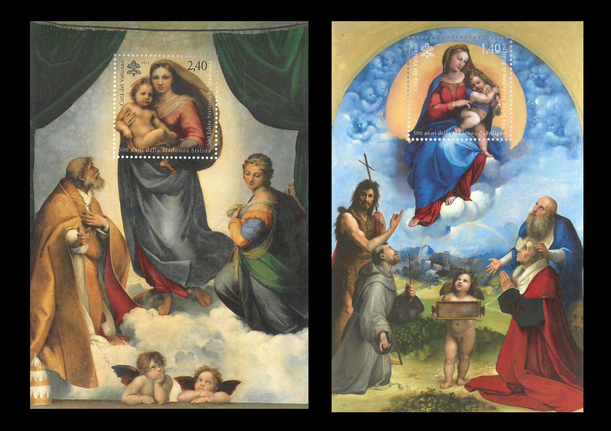 La Pasqua delle Poste di papa Francesco attinge dalla street art