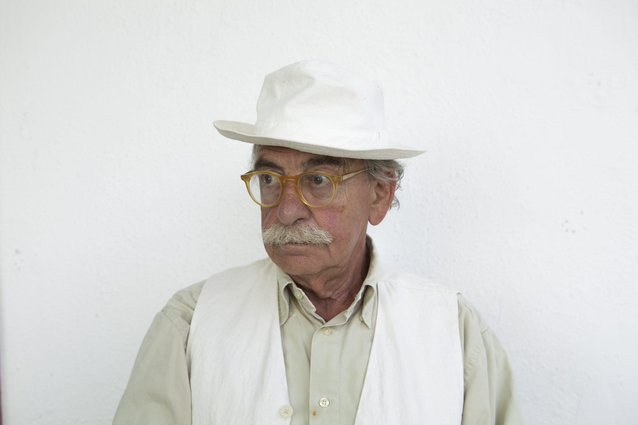 Ugo LaPietra. Foto Aurelia Raffo, 2014