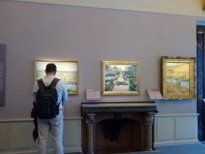 Impressionisti Segreti. Allestimento mostra Foto ArtsLife