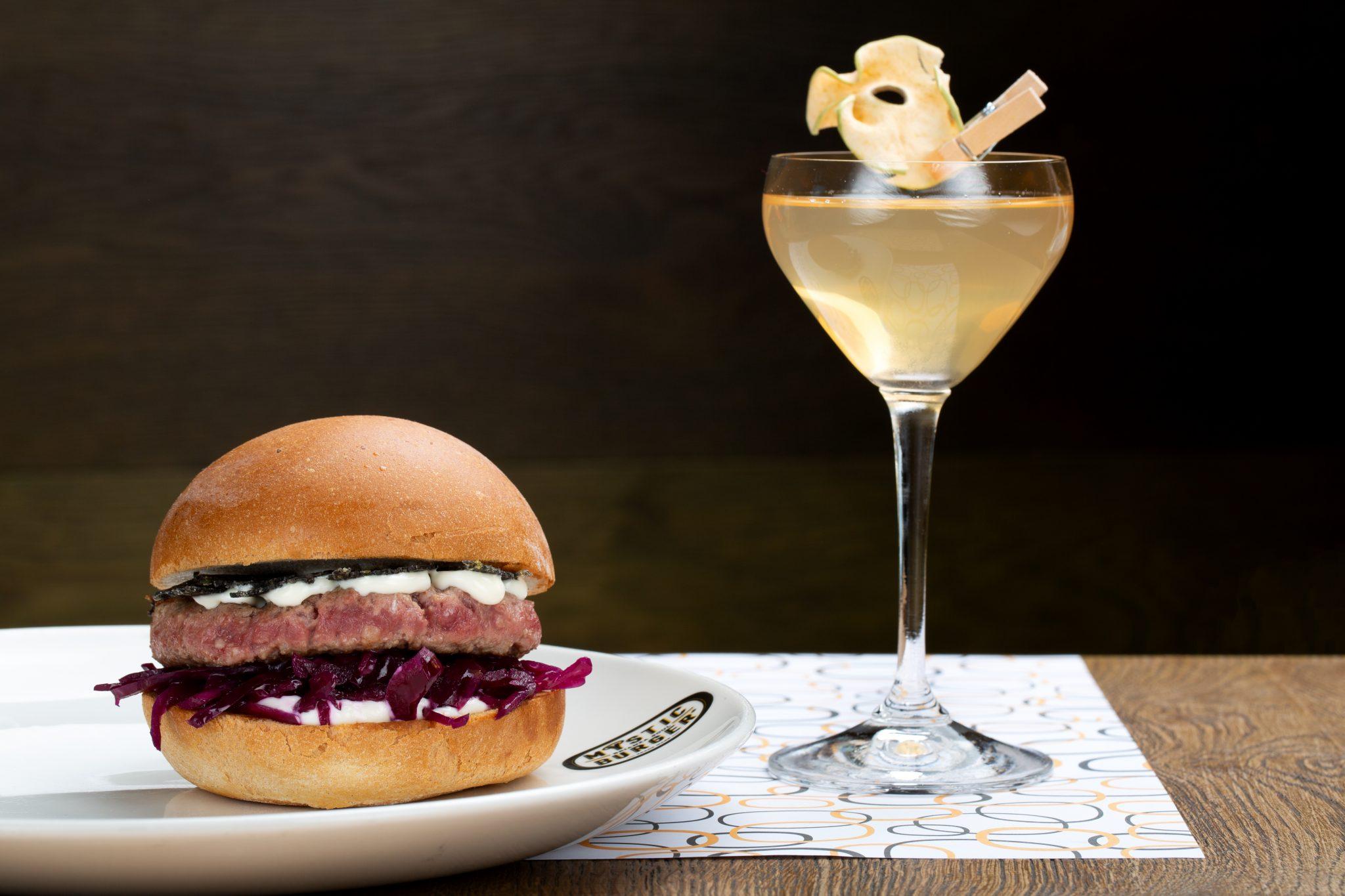 Mystic Burger, l'hamburger dall'anima italo-brianzola