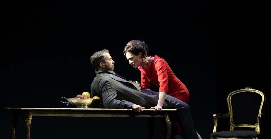 Quartett, un'opera sospesa: Luca Francesconi in scena alla Scala di Milano