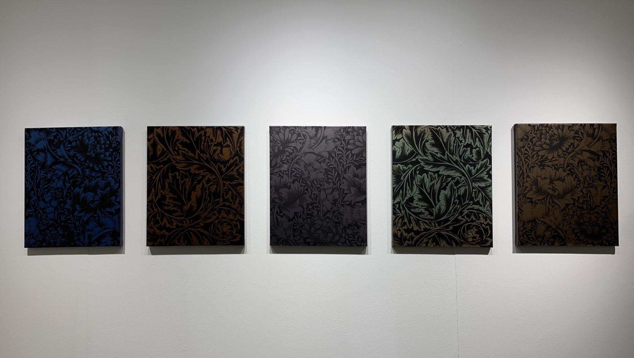 """Il """"trauma"""" della pittura contemporanea. Immagini dalla mostra alla galleria Marignana Arte"""