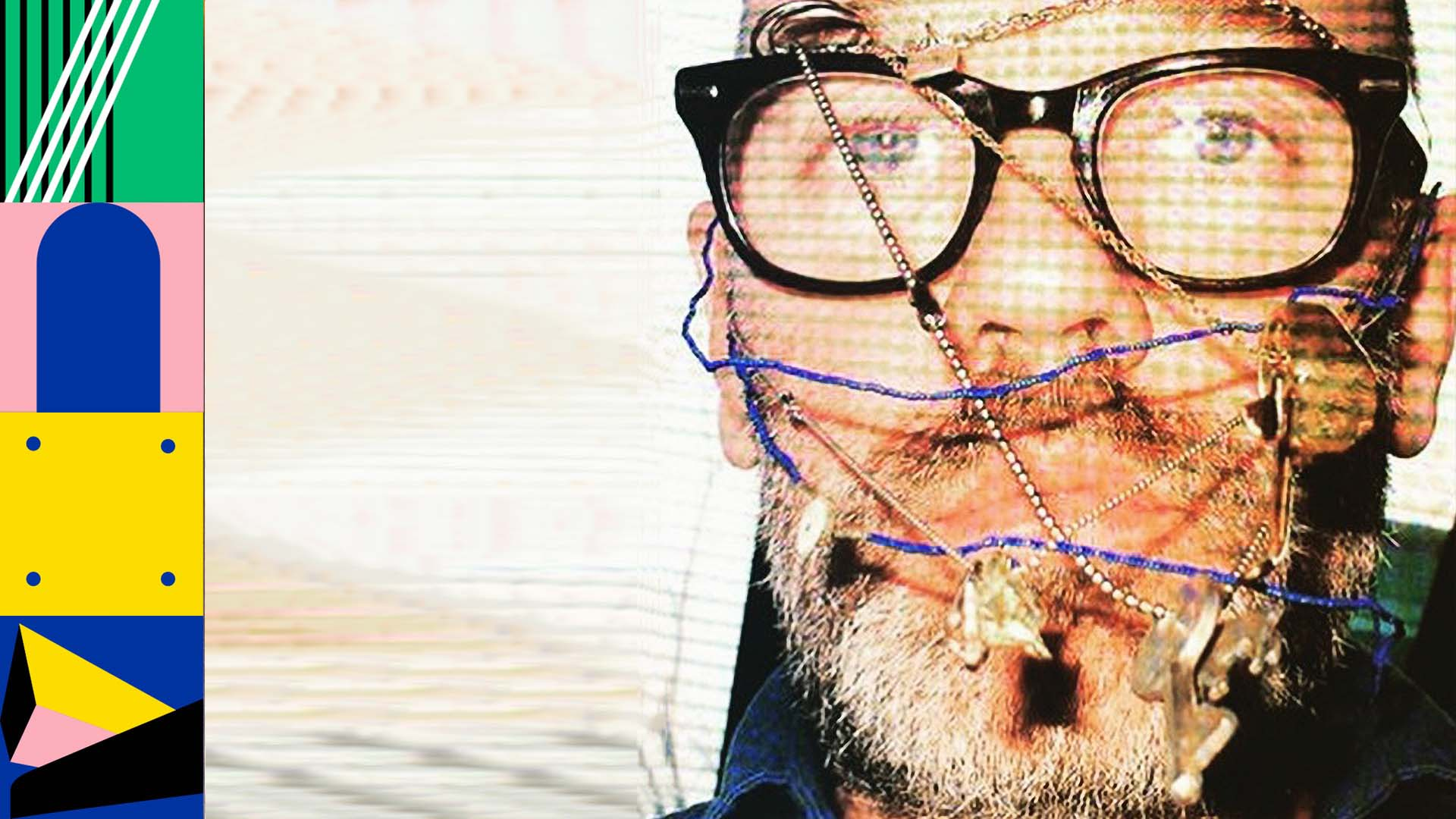 Michael Stipe al MAXXI per presentare Our Interference Times: a Visual Record