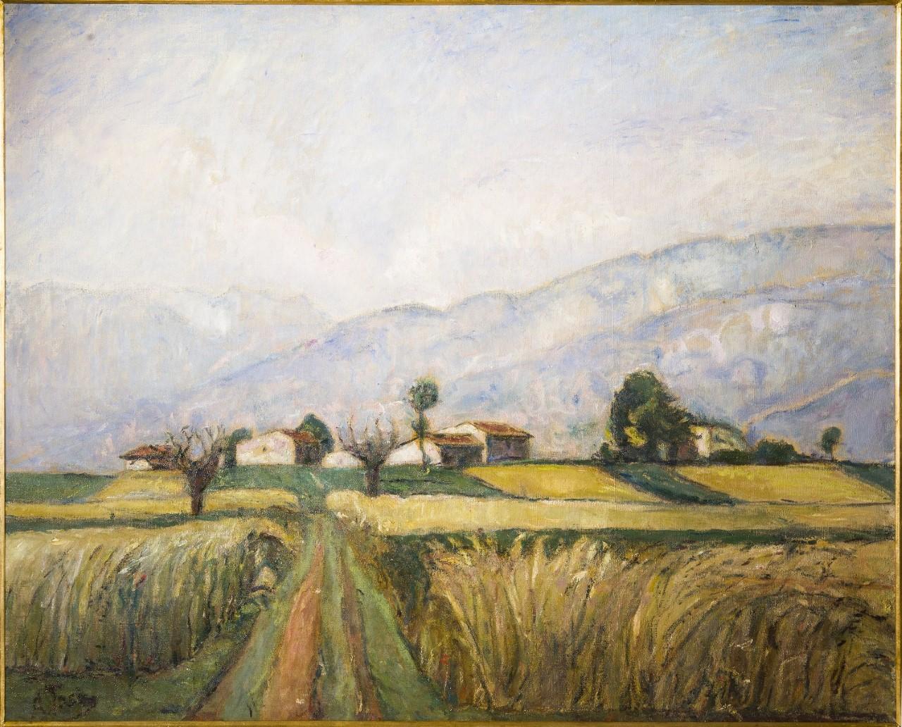 La messe, Arturo Tosi