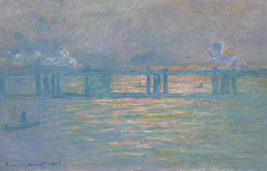 Il 'Charing Cross Bridge' di Claude Monet all'asta a 20/30 milioni $