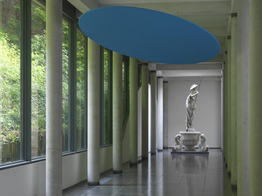 Ettore Spalletti, A casa di ..., 2000, Museum Kurhaus Kleve – Ewald Mataré Sammlung, 2009