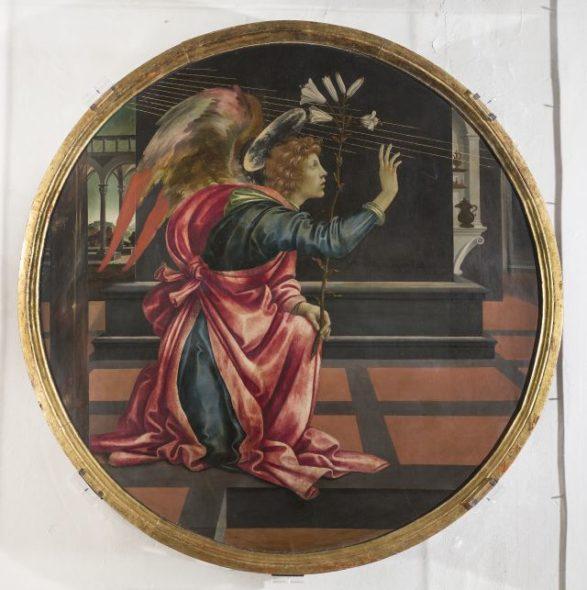 L'Annunciazione da San Gimignano: Filippino Lippi accende il Natale di Milano
