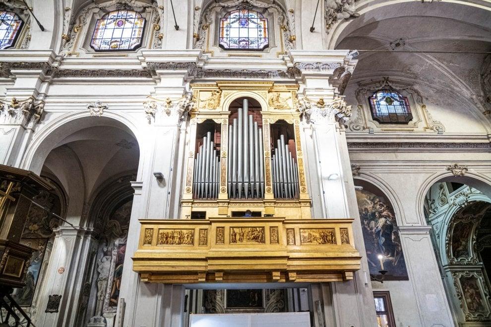 Organo della Chiesa di San Marco, Milano