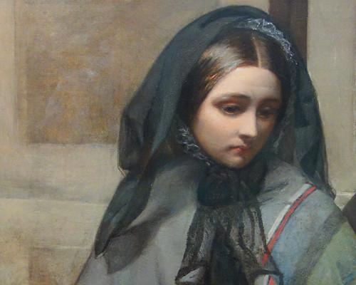 Nameless and Friendless di Emily Mary Osborn: il manifesto dell'artista donna a metà Ottocento
