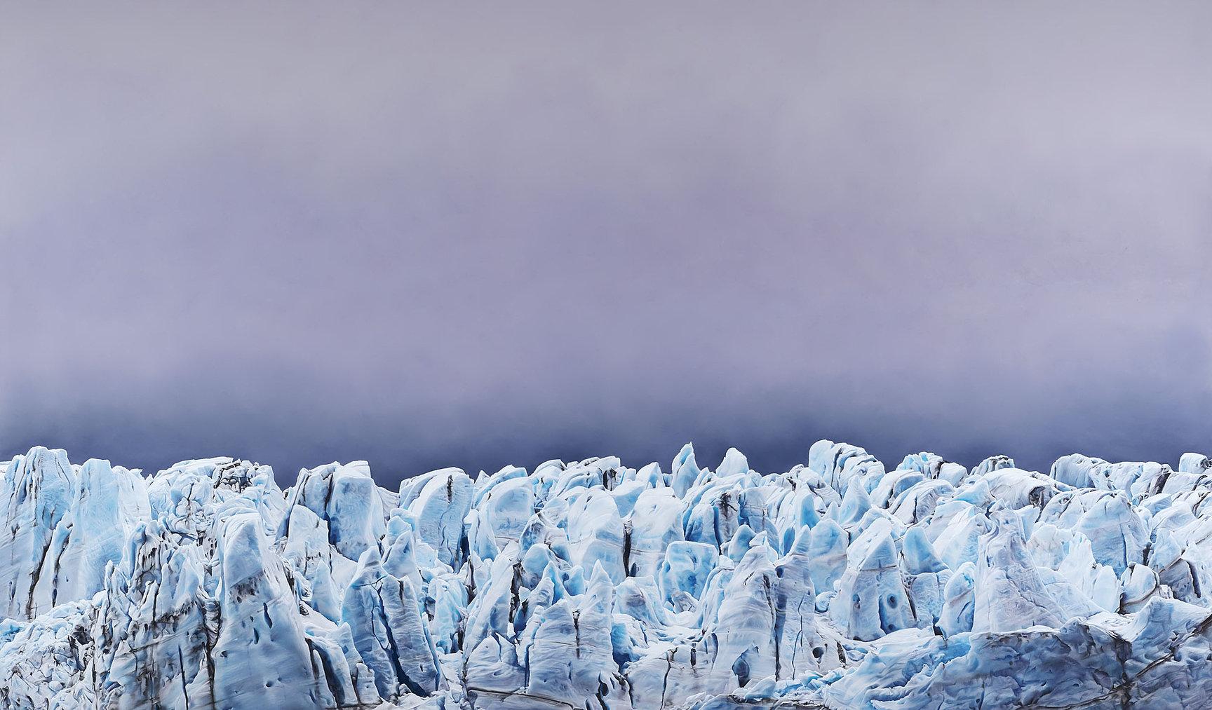Artisti mobilitati per il clima: i disegni iperrealisti di Zaria Forman