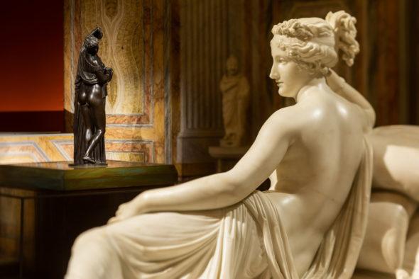 Lo splendore di Valadier torna a Galleria Borghese: la grande mostra dedicata all'orafo, a Roma