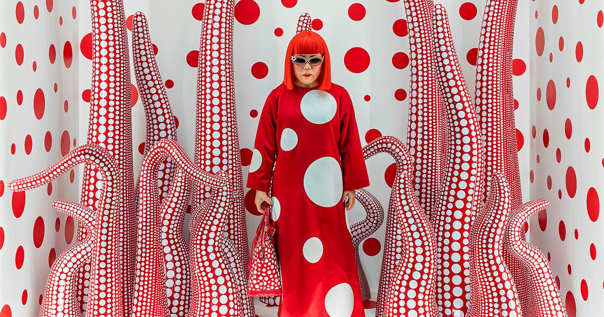 È sempre Yayoi Kusama: nuove Infinity Mirrored Room e una mostra itinerante in Europa