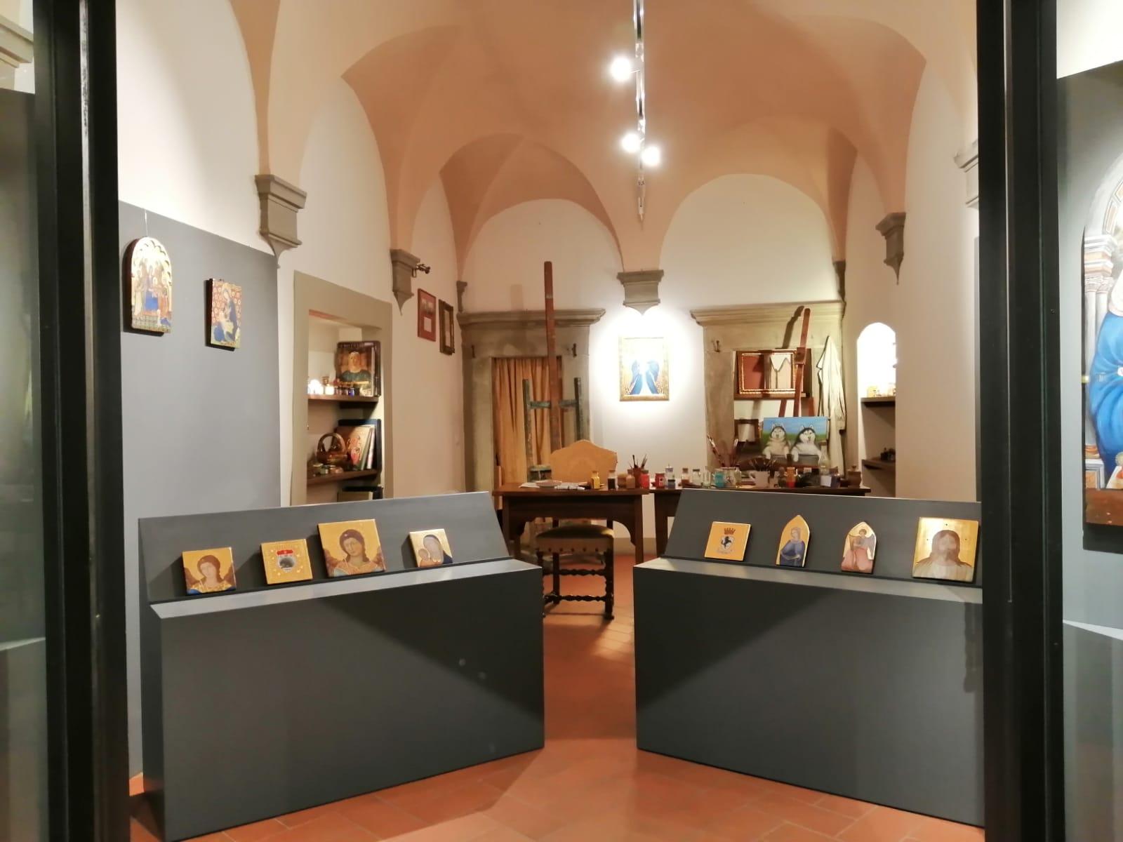 Silvia Eleonora Salvadori: viaggio nell'antica bottega d'arte toscana