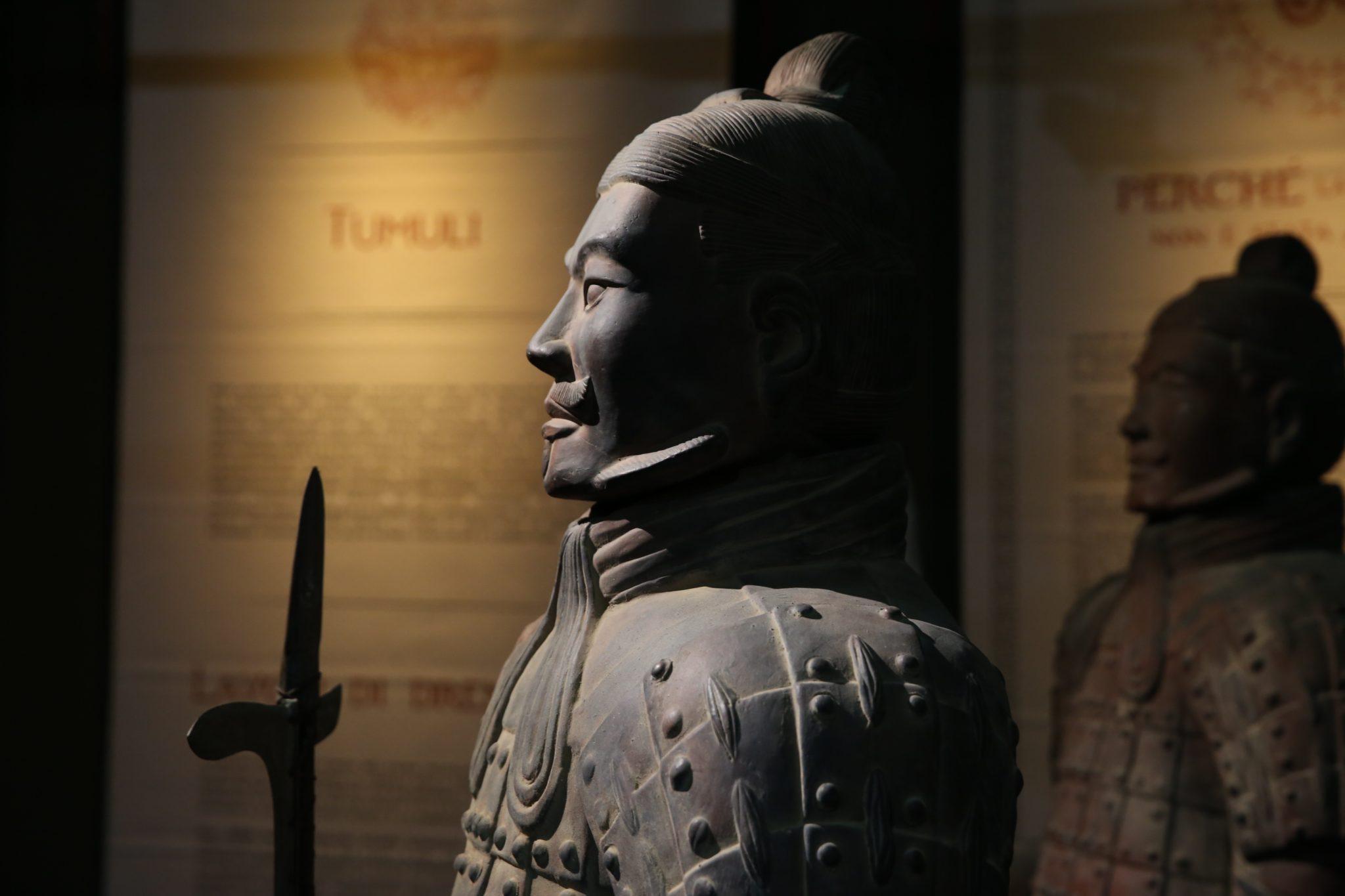 L'Esercito di Terracotta del Primo Imperatore della Cina, Fabbrica del Vapore, Milano
